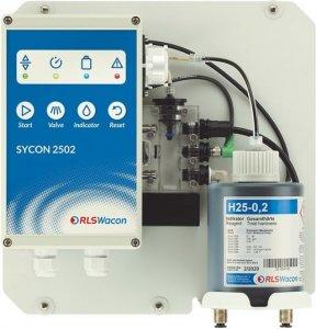 Sycon 2502 in der Anwendung