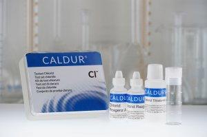 Testset Chlorid mit Scharnierdeckelkasten