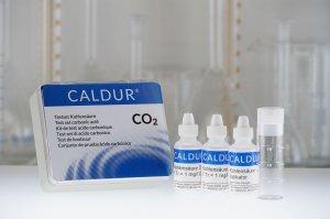 Testset Kohlensäure mit Scharnierdeckelkasten