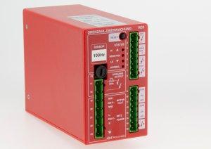 Drehzahlüberwachung RC3 100 Hz