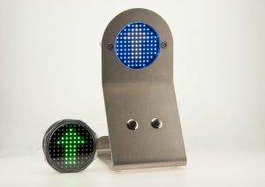 Samples of multi purpose traffic light
