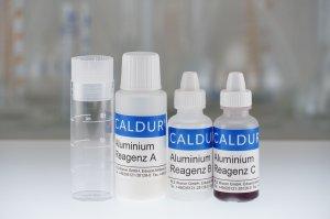 Testset Aluminium photometrisch