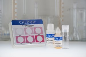 31-072240 Testset Caldur® Chlor (frei)