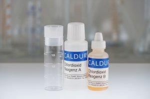 Testset Chlordioxid photometrisch