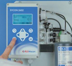 Sycon 2602 in der Anwendung