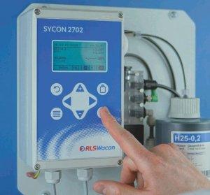 Sycon 2702 in der Anwendung