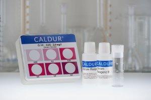 31-072280 Testset Caldur® Chrom